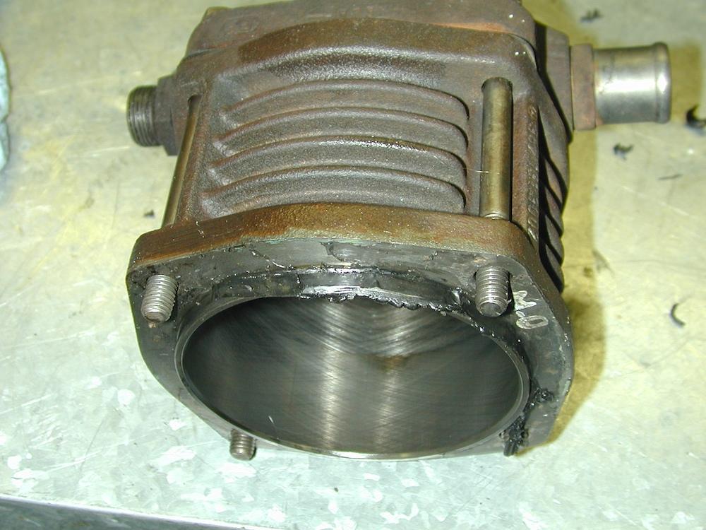 Unimog Engine Rebuild 1999