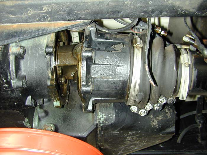 U1300l Axle Rebuilt 2000