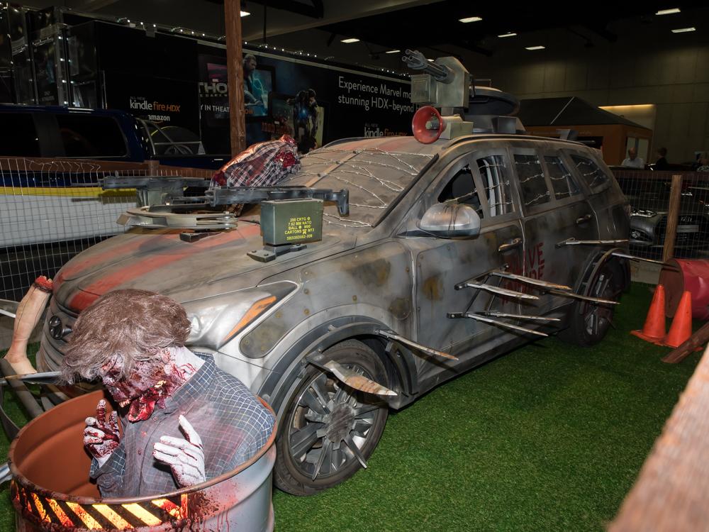 San Diego Auto Show 20140102